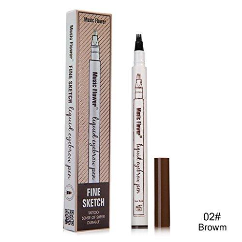 lunji Music Flower Brow Pencil–Bleistift, langlebige