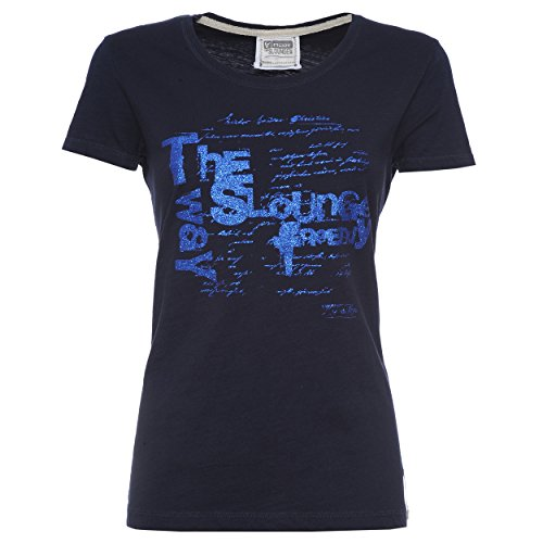 Freddy Toffee6 T-shirt, Blu Indigo, M