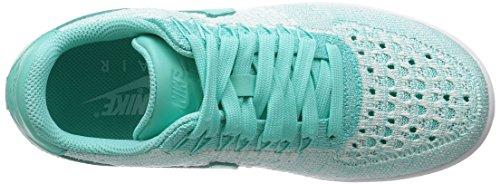 Nike W Af1 Flyknit Low, Scarpe da Fitness Donna Turchese (Turquesa (Hyper Turq / Hyper Turq))