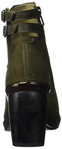 Fly London Cure786fly, Bottes Femme Marron (Seaweed)