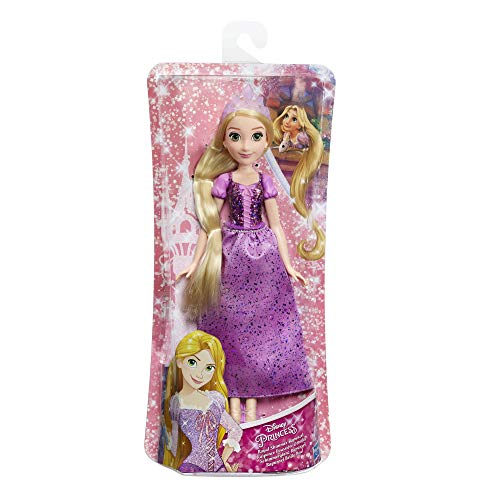 Disney Princess - Disney Princess Brillo Real Rapunzel (Hasbro E4157ES2)