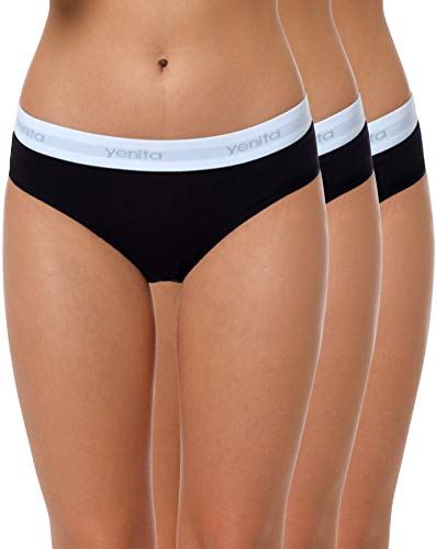 Underwear Modern-Sports-Collection, Hüftslip, Schwarz, Gr. M ()