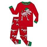 Lenfesh Weihnachten Baby Jungen Mädchen Weihnachten 2 Stücke Kleidung Pyjamas Oberteile Hosen Outfits Set Bekleidungsset
