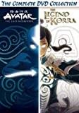Dvd - Avatar & Legend Of Korra Comp Series Collection (24 Dvd) [Edizione: Stati Uniti] (1 DVD)