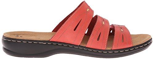 Clarks Leisa Broach Dress Sandal Coral