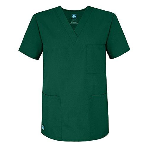 Medizinische Uniformen Unisex Top Krankenschwester Krankenhaus Berufskleidung 601 Color HGR | Talla: S