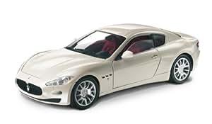 Mondo Motors - 50041 - Véhicule Miniature - Maserati Gran Turismo - Echelle 1/18 - Noir