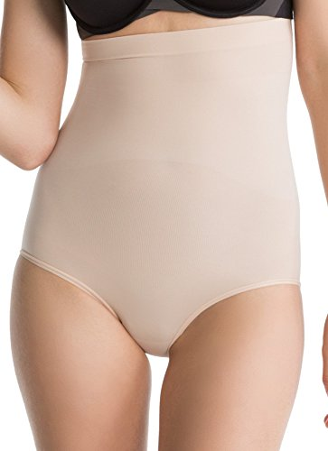 luxurious-spanx-slimming-shapewear-lightweight-higher-power-panties-soft-nude-medium