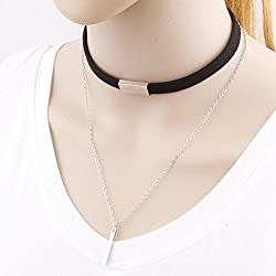 Fashion Necklace for Women,Ouneed Fashion Women Velvet Choker Necklace Pendant by Ouneed