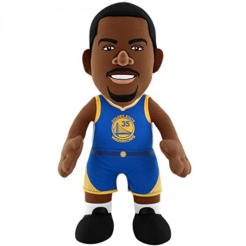 Bleacher Creatures NBA Golden State Warriors Kevin Durant 25,4cm Plüsch Figur