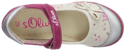 Comb oliver 5 5 Ballerinas 22 Pink Casual fuxia 32622 599 S Mädchen Rvwqf6fx