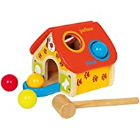 Legler Multifunction House Preschool Learning Toy