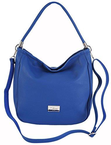 david-jones-leggero-sacca-hobo-spalla-borsa-a-tracolla-4-colori-cm3006-blu-l