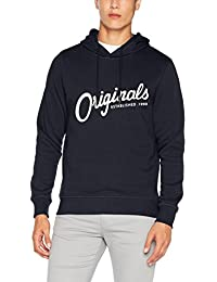 JACK & JONES Herren Kapuzenpullover Jorpaddy Sweat Hood