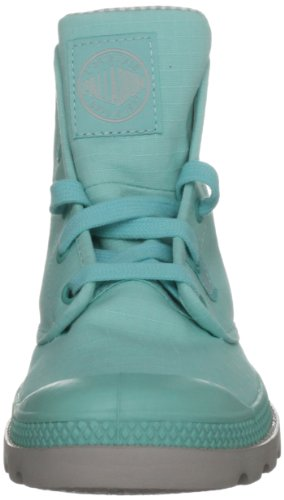 Palladium PAMPA HI LITE Pampa Hi Lite, Chaussures basses femme Bleu (Pool Blue/Vapor)