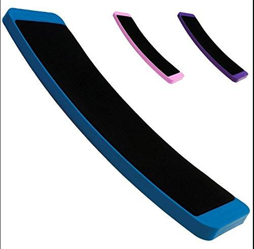 Yuzlder Ballett Pirouette Drehen Board, Dance Pirouette Premium mit Samt bag-improve Balance-, und Sie sich practicing, blau