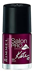 salon pro with lycra - vernis à ongles effet gel 124 venus
