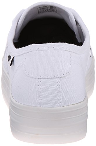 Rocket Dog Magic Damen Textile Turnschuhe White Canvas