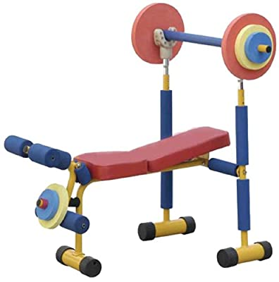 Weight Bench from A + Child Supply