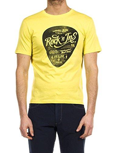 CARRERA Herren T-Shirt 00801m/0047a/005 328 - Gelb