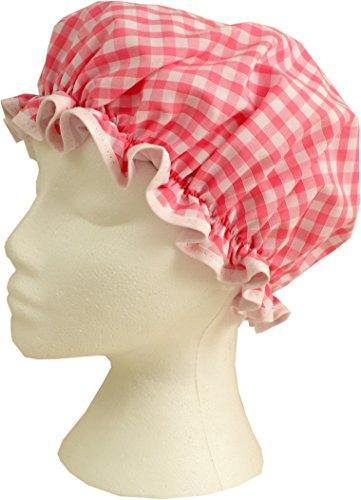vagabond-bags-bonnet-de-douche-motif-vichy-rose