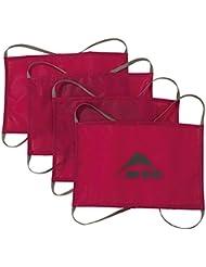 MSR Snow/Sand Tent Anchors - Set aus 4 Zeltheringen für Schnee oder Sand