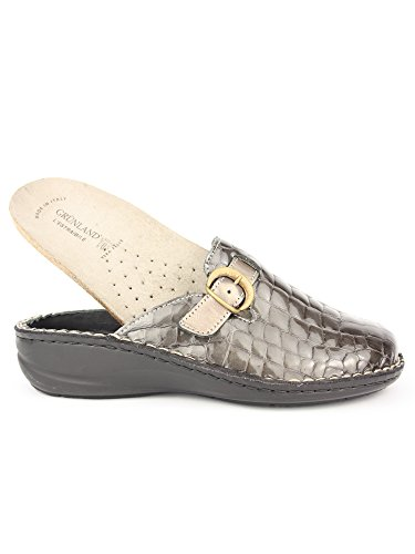 GRUNLAND , Chaussons pour femme Taupe