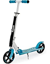 Big Wheel Funsport Scooter mit schnellen ABEC7 Kugellagern - Designwahl!