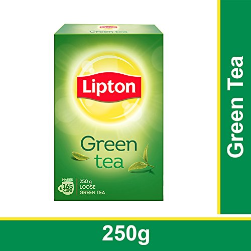 Lipton Loose Green Tea (250GM)
