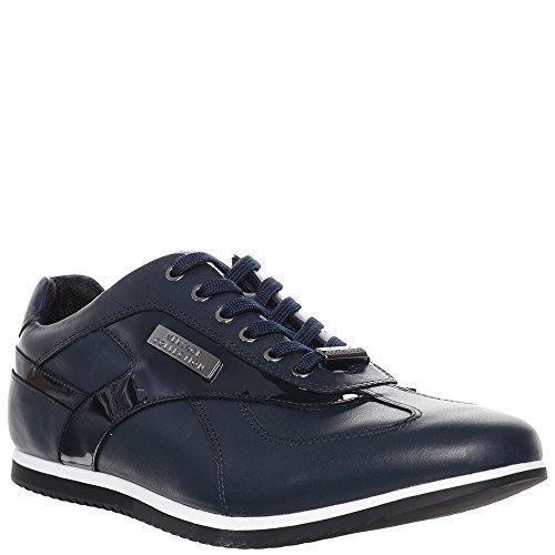 versace-jeans-zapatillas-de-piel-para-hombre-color-azul-talla-42-eu