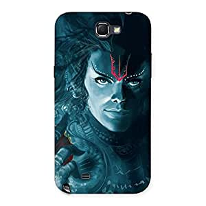 Enticing Young Devine Back Case Cover for Galaxy Note 2