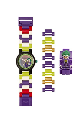 Lego Kids Analogue Quartz Watch with Plastic Strap 8020851