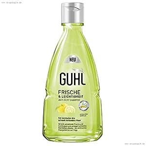 guhl anti fett shampoo zitronenmelisse 200ml beauty. Black Bedroom Furniture Sets. Home Design Ideas