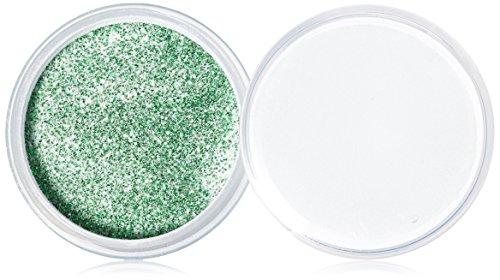 NailOpéra Poudre couleur acrylique Shimmer, vert, 1 boîte de 5 ml