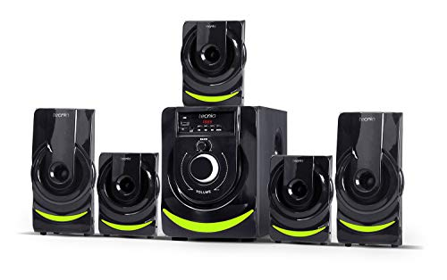 Tecnia Atom 508 Bluetooth 5.1 Channel Home Theater System