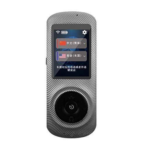 Nowear Strumento di Viaggio Smart Business traduttore multilingue palmare vocale simultanea Interprete traduzione Automatica