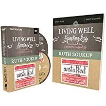 Living Well, Spending Less / Unstuffed Study Guide with DVDs: Eight Weeks to Redefining the Good Life and Living It