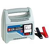 HABILL-AUTO Chargeur de Batterie 6A/12V...
