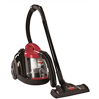 this item bissell 1273k 1500w easy cylinder bagless vacuum cleaner redblack - Bagless Vacuum Cleaner