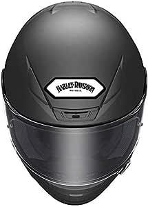 Retrolo Sticker Für Helm Shoei Harley Davidson Frontal Auto