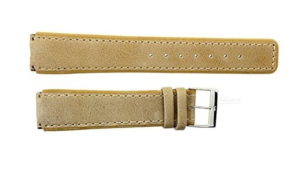 Uhrenarmband für Skagen Denmark Ersatzband für 331LSLT Leder