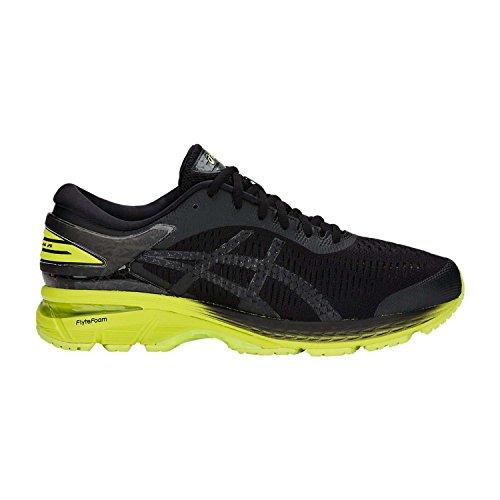 ASICS Gel-Kayano 25 Men's Running Shoe Stretch-heels