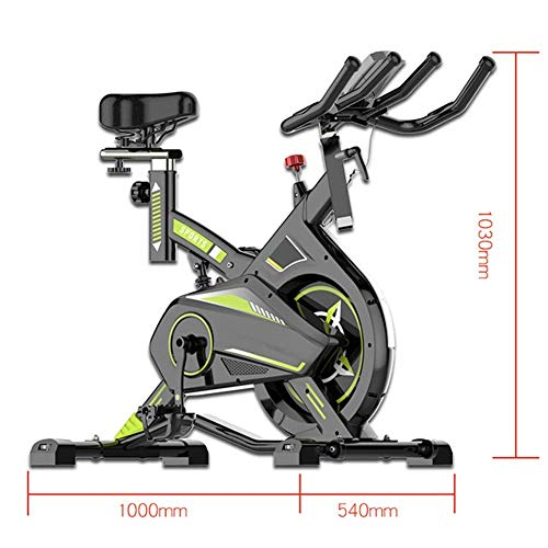 412xfypcrzL. SS500  - JYKJ Indoor Bicycle Family Exercise Bike Mute Training Family Aerobics Training Machine And Fitness Heart Weight Loss Exercise Machine