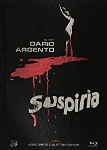 Suspiria - Uncut [Blu-ray] [Limited Collector's Edition] [Limited Edition]