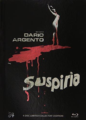 Suspiria - Uncut [Blu-ray] [Limited Collector's Edition] [Limited Edition] Gore Voller Rock Rock