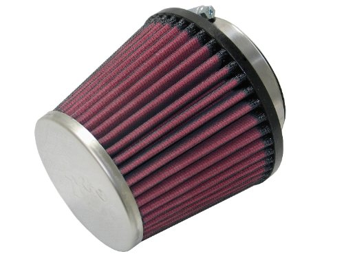 rc-9080 K & N UNIVERSAL Clamp On Air Filter 64 mm flg X 118 mm B x 89 mm T x 3-7/20,3 cm H (Universal Air Filter)