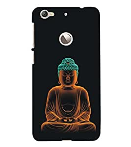 LORD BUDDHA Designer Back Case Cover for Letv Le 1s