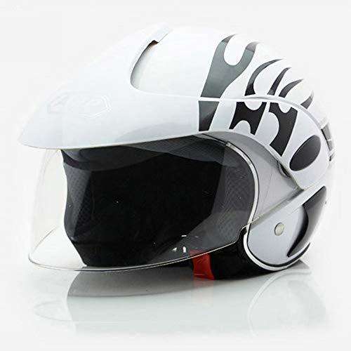 Casco electrico moto niños cascos invierno viento