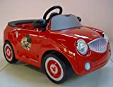 New Kids Red Mickey Mouse Clubhouse Pedal Ride On Car