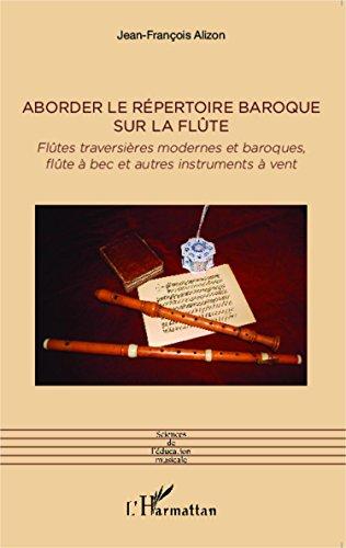 Aborder le répertoire baroque sur la flûte